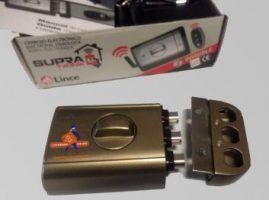 Cerradura invisible LINCE Supra Tronic … casi, casi.