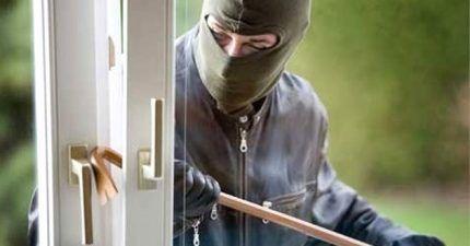 Los robos en las cerraduras de gorjas