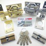 Nuevo sistema Lince C6 XLB1: Bombillo y cerrojo con llave incopiable