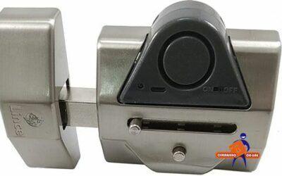 El nuevo cerrojo con alarma LINCE 7930RSA. Impresionante