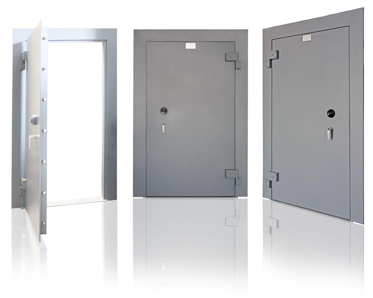 qué son las puertas acorazadas