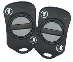 Mandos de la cerradura invisible AYR Intlock