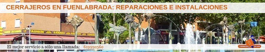 cerrajeros en Fuenlabrada, Madrid