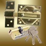 Conjunto LINCE C6 XLB1 bombillo + cerrojo