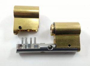 Barra antiextracción LINCE C6 XLB1