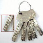 Detalle del perfil especial de la llave C6 XLB1